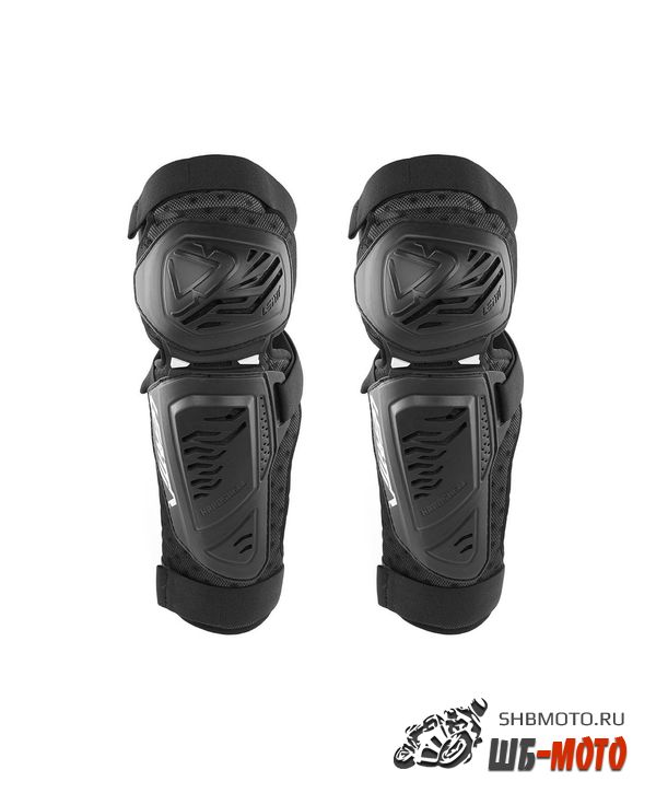 Наколенники Leatt 3.0 Knee & Shin Guard EXT Black L/XL