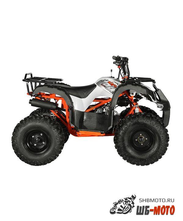 Квадроцикл KAYO MINI BULL (2020 белый пластик)