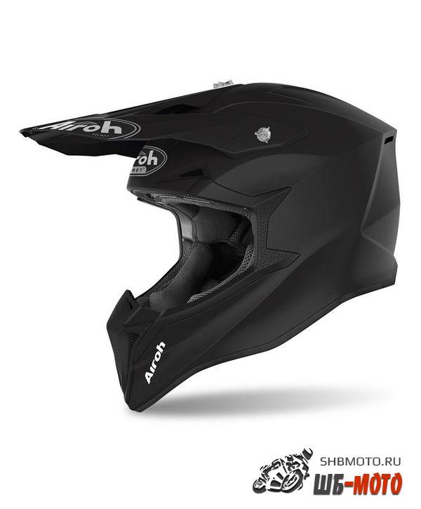 Airoh Шлем WRAAP BLACK MATT