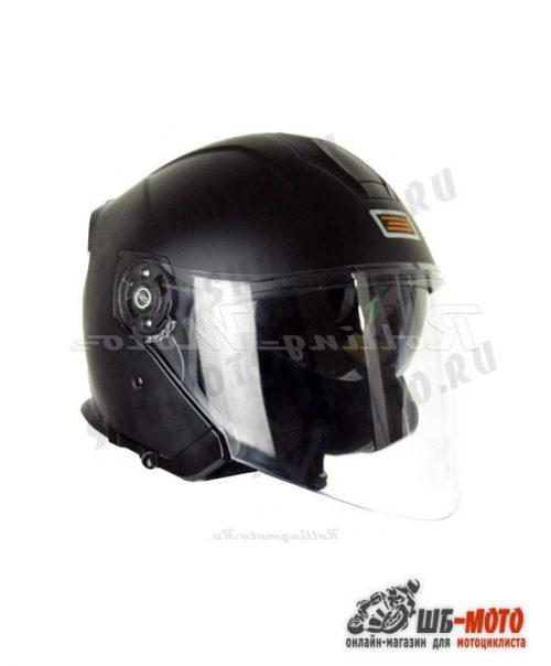 ORIGINE Шлем Palio Solid Черный глянц