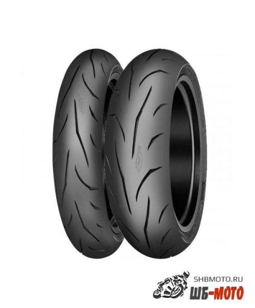Мотошина MITAS 120/70ZR17 58W TL SPORTFORCE+