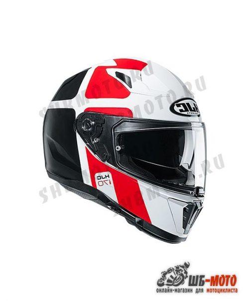 HJC Шлем i 70 PRIKA MC1