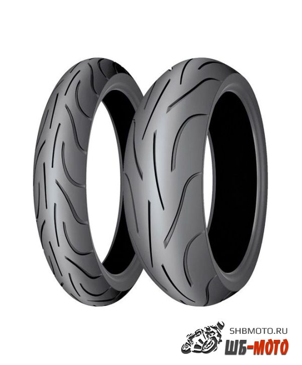 Мотошина MICHELIN 120/60-ZR17 Pilot Power 2CT  W TL (Front)