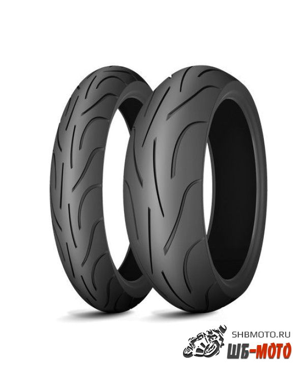 Мотошина MICHELIN 120/70-ZR17 PILOT POWER F TL (58W)