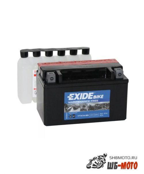 Аккумулятор EXIDE YTX7ABS AGM