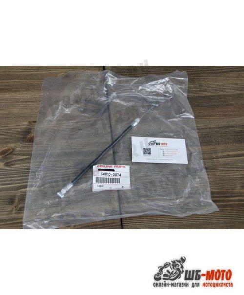 Трос открывания сидения Kawasaki оригинал, 54010-0074