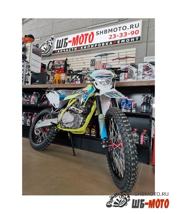 Мотоцикл BSE Z3 Y Crazy Lemon 2 (ПТС)