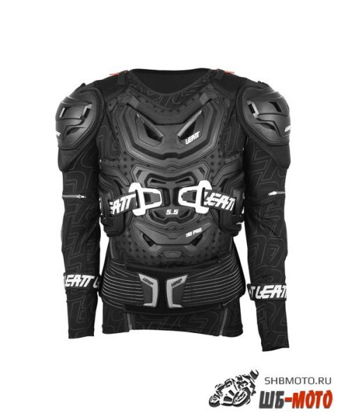 Защита панцирь Leatt Body Protector 5.5 Black S/M