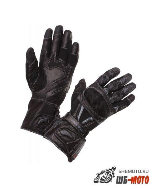 Перчатки Sahara Traveller Modeka Black