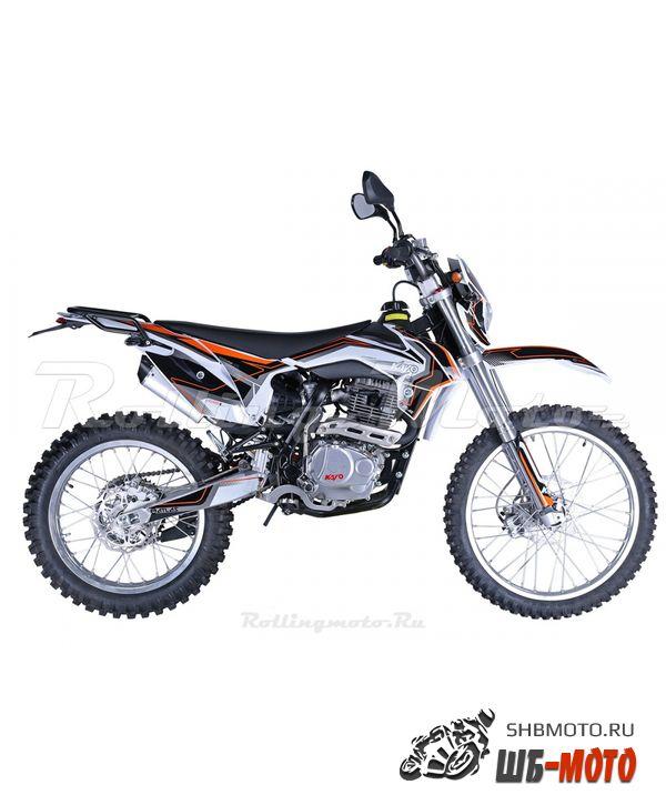 Мотоцикл кроссовый KAYO K2 ENDURO 21/18 (2020 г.)