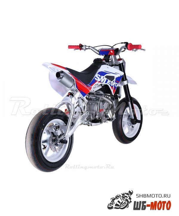 Питбайк KAYO GP1-SM YX160 12/12 (2020 г.)