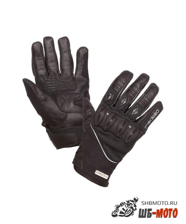 Перчатки Derrek Modeka Black