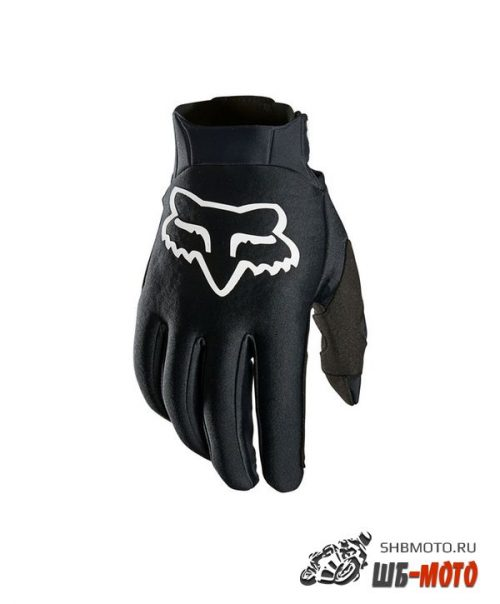 Мотоперчатки Fox Legion Thermo Glove Flow Black 2021