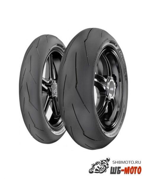 Мотошина Pirelli Diablo Supercorsa V3 120/70 ZR17 58W TL Front SP