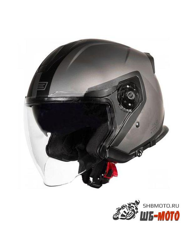 ORIGINE Шлем Palio Techy серый/черный