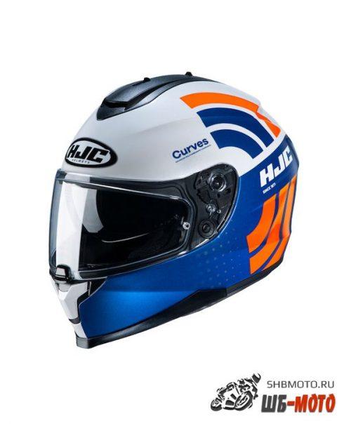 HJC Шлем C 70 CURVES MC27
