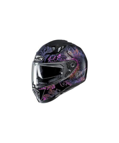 HJC Шлем i 70 VAROK MC8