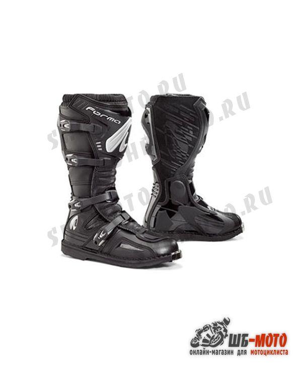 FORMA Ботинки TERRAIN EVO BLACK