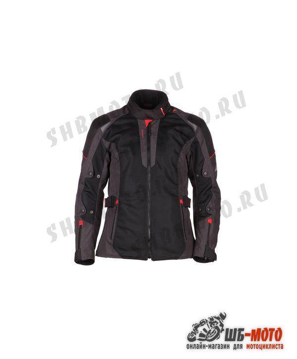 Куртка Upswing Lady Modeka Black Grey