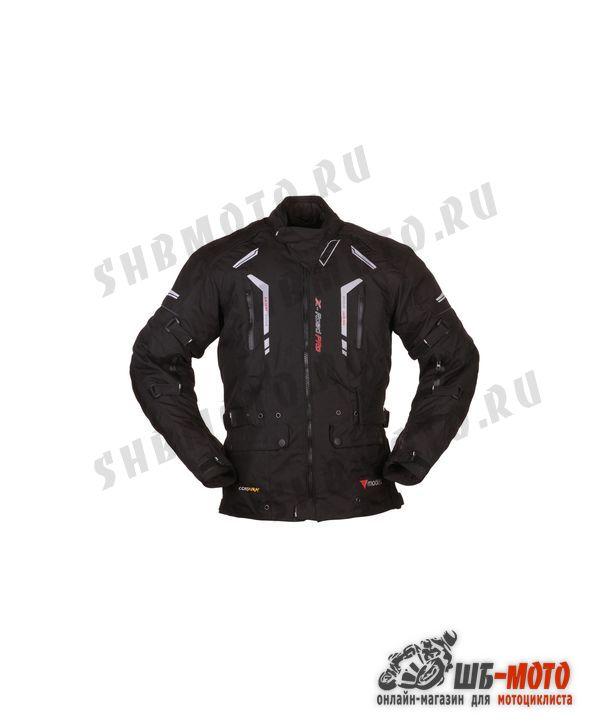 Куртка X-Road Pro Modeka black