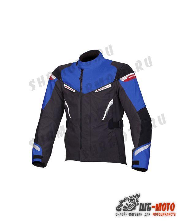 MACNA MYTH Куртка ткань черно/синяя