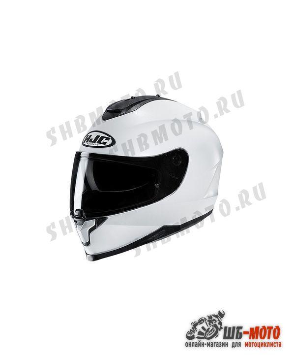 HJC Шлем C 70 REARL WHITE