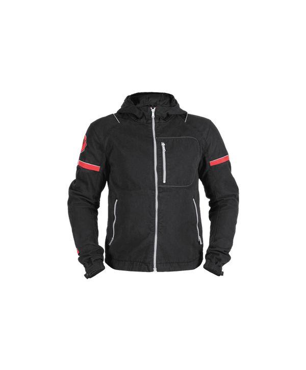 Куртка INFLAME SUPER MARIO WP текстиль, цвет черный