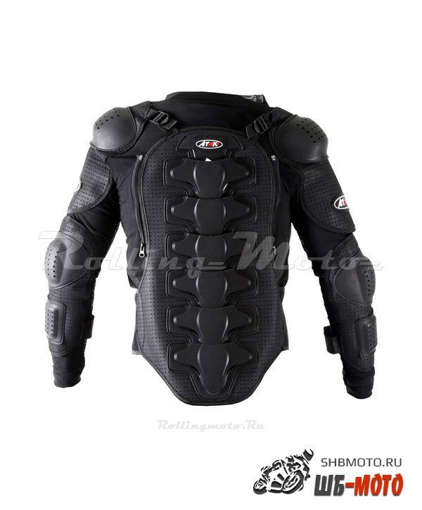 Черепаха защитная ATAKI SC-P113 черная  XXL