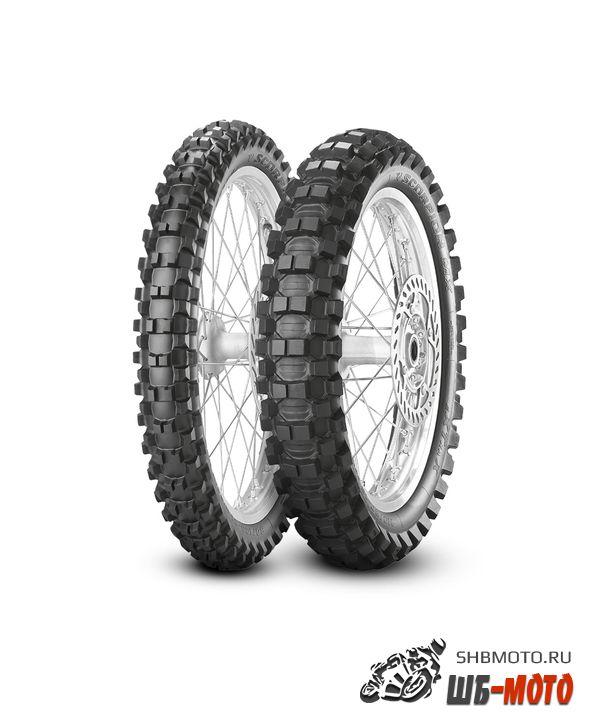 Мотошина Pirelli Scorpion MX Extra J 90/100 -14 49M TT Rear NHS