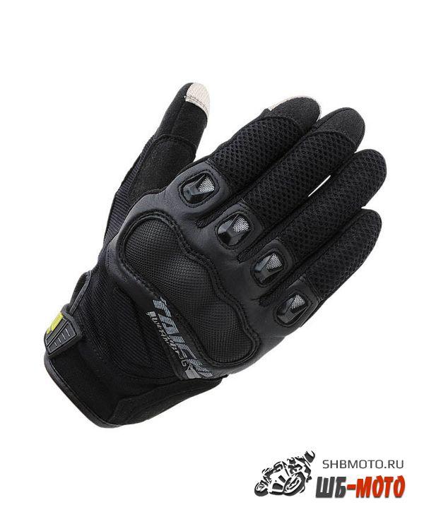 RS Taichi RST-412 Gloves комбинированные мотоперчатки (ц. черный)