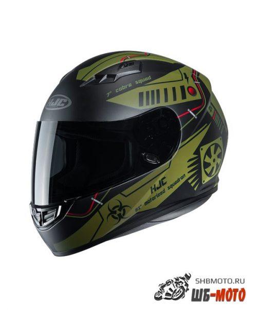 HJC Шлем CS15 TAREX MC45SF