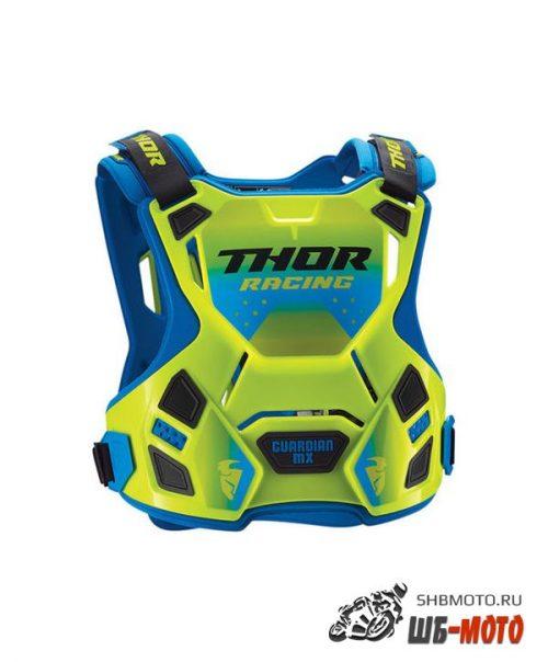 Защита тела Thor Guardian Mx Зеленая