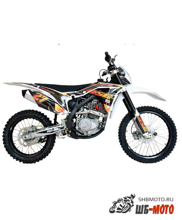Мотоцикл кроссовый BSE Z5 250e 21/18 4 Storm