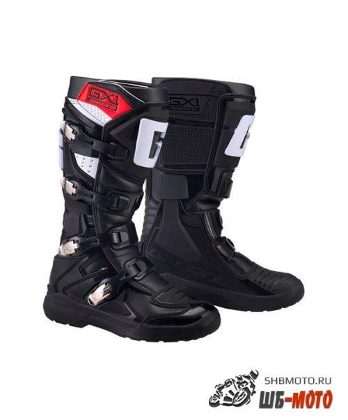Кроссовые мотоботы Gaerne GX1 Evo черные