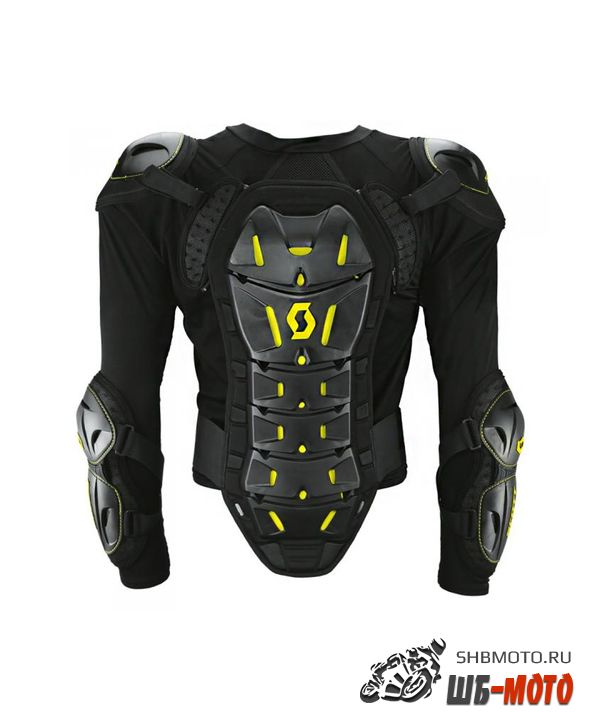 Защита SCOTT Protector Pursuit 350 (L,black/green)