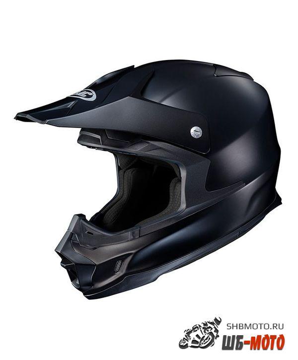 HJC Шлем FX-CROSS FLAT BLACK