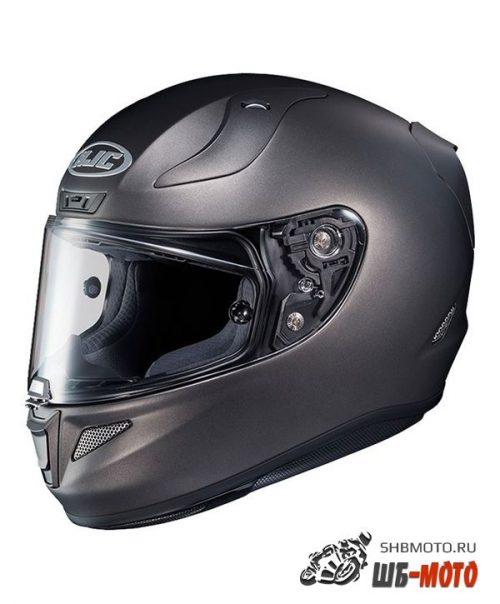 HJC Шлем RPHA 70 SEMI FLAT TITANIUM