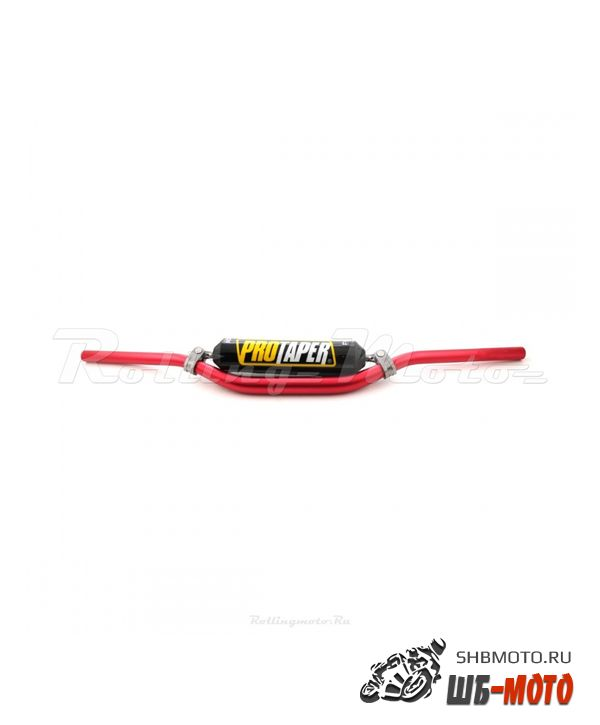 Руль PROTAPER алюминиевый  1-1/8 (28,6 мм)  800 х 58 мм красный
