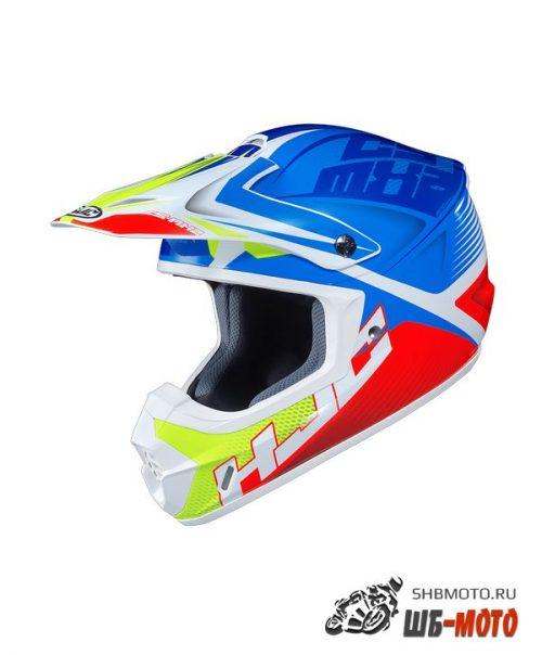 HJC Шлем CS-MXII ELLUSION MC23