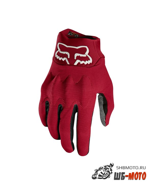 Мотоперчатки Fox Bomber LT Glove Dark Red