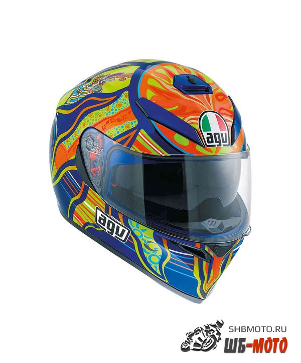 AGV Шлем K-3 SV CONTINENTS