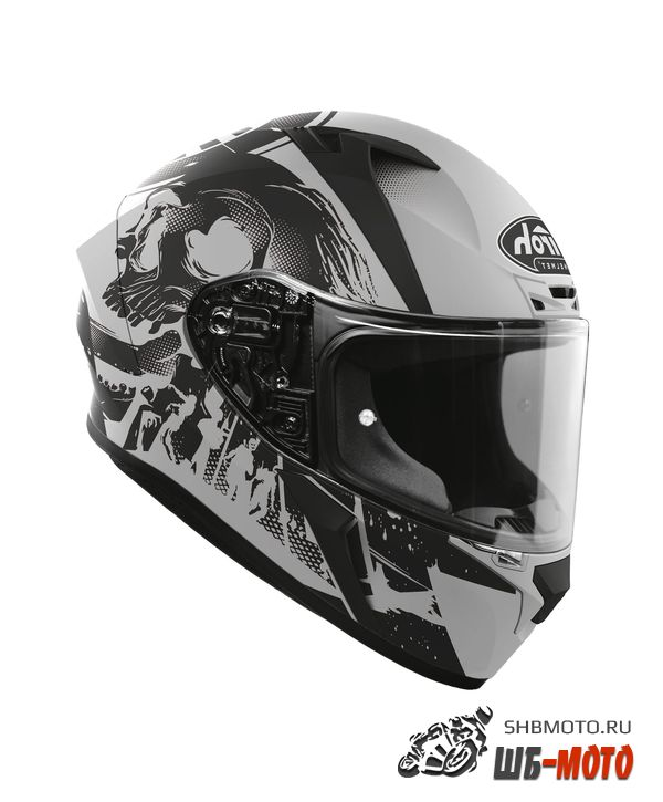 Airoh Шлем VALOR AKUNA GREY MATT