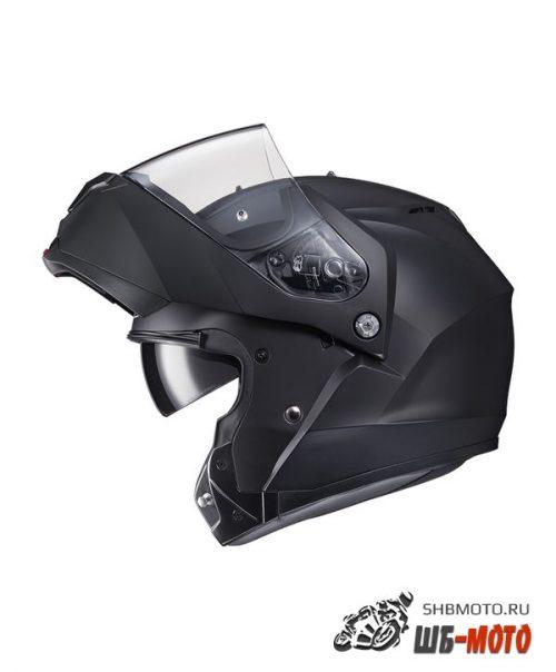HJC Шлем C 91 SEMI FLAT BLACK