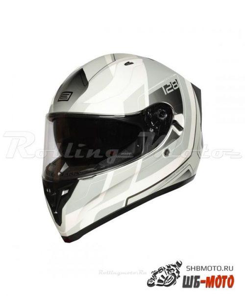 ORIGINE Шлем Strada Advanced серый/белый глянцевый