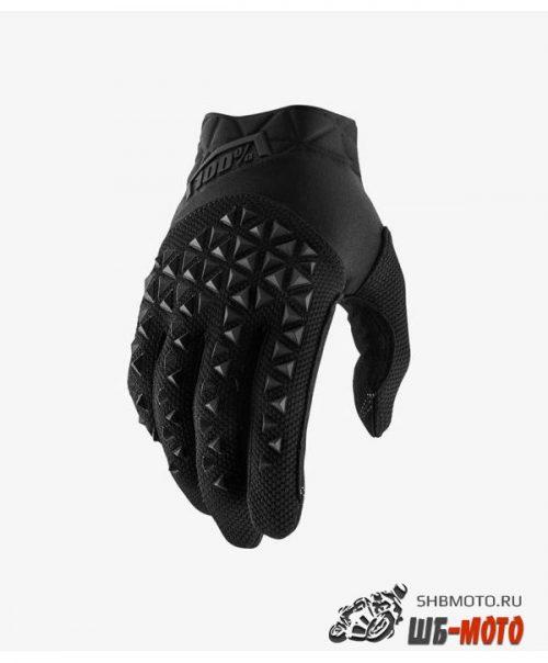 100% Перчатки Airmatic Glove текстиль, цвет Черный