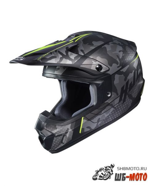 HJC Шлем CS-MXII SAPIR MCHSF