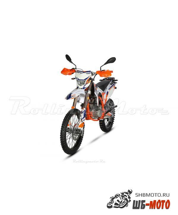 Мотоцикл кроссовый KAYO T4 250 ENDURO 21/18 (2020 г.)