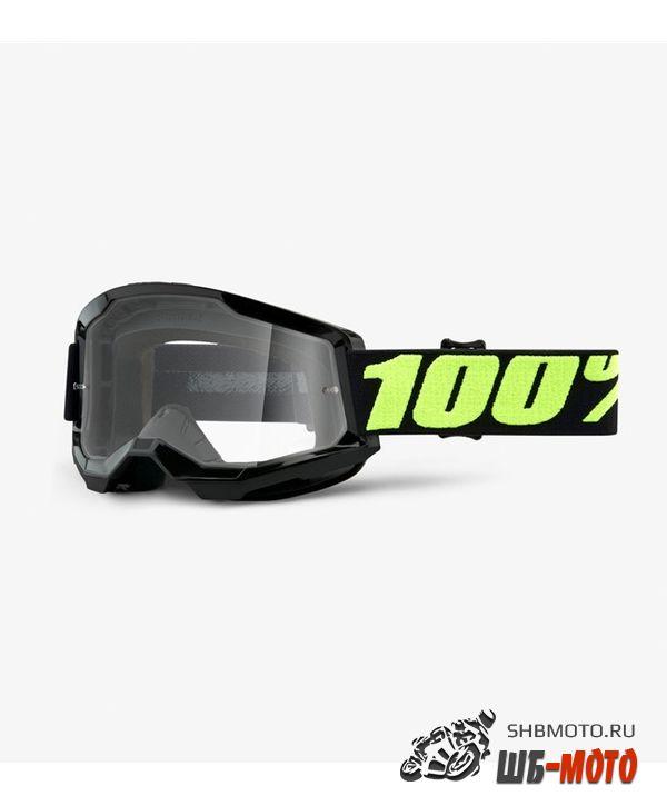 Очки 100% Strata 2 Goggle Upsol / Clear Lens