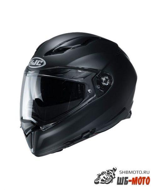 HJC Шлем F70 SEMI FLAT BLACK