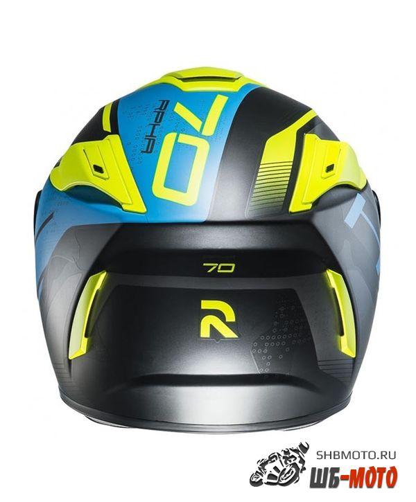 HJC Шлем RPHA 70 VIAS MC2SF